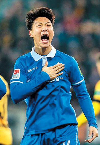 Baek Seung-ho's